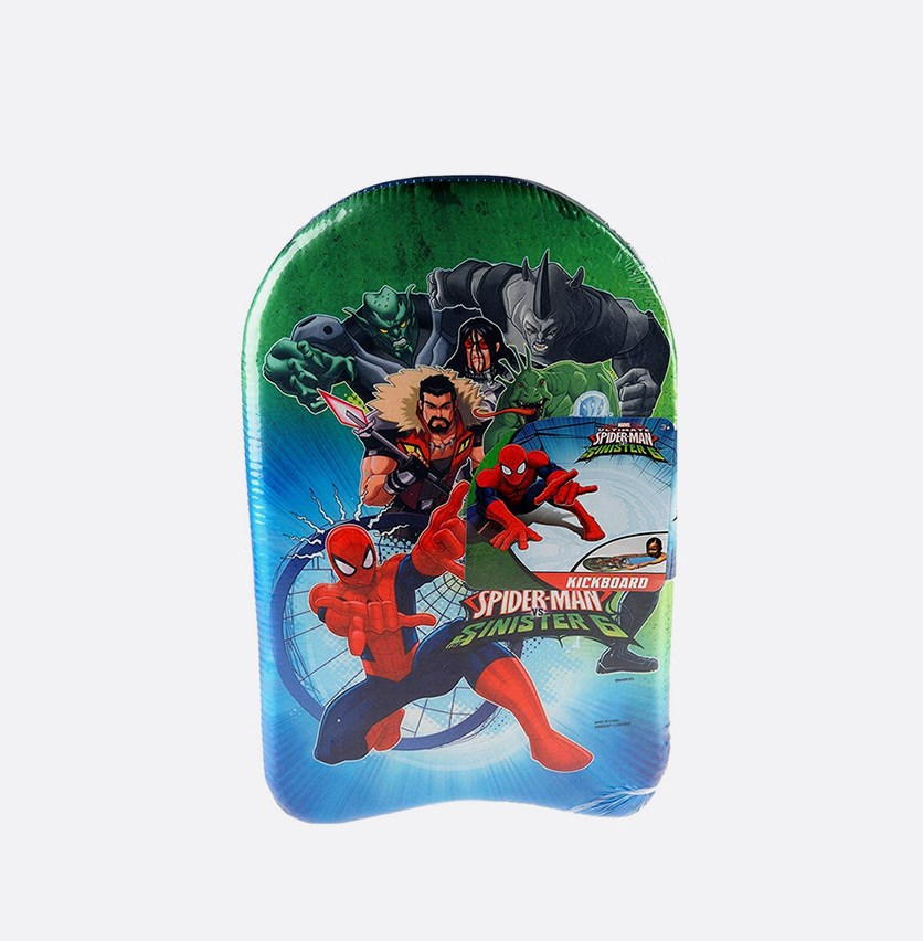 Ultimate Spiderman VS Sinister 6 Kickboard, Combo