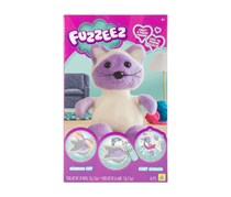 Fuzzeez Felt Kit Siamese Cat, Purple