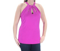 INC International Concepts Women's Top, Purple