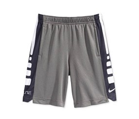 Nike Little Boys Elite Shorts, Grey