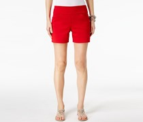 INC International Concepts Pull-On Shorts, Real Red