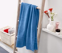 Bath Towel, Blue