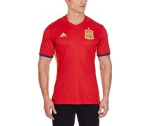 Adidas Spain Home Jersey, Scarlet/Yellow