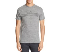 Men's Altru Have A Nice Trip Embroidered T-Shirt, Heather Gray