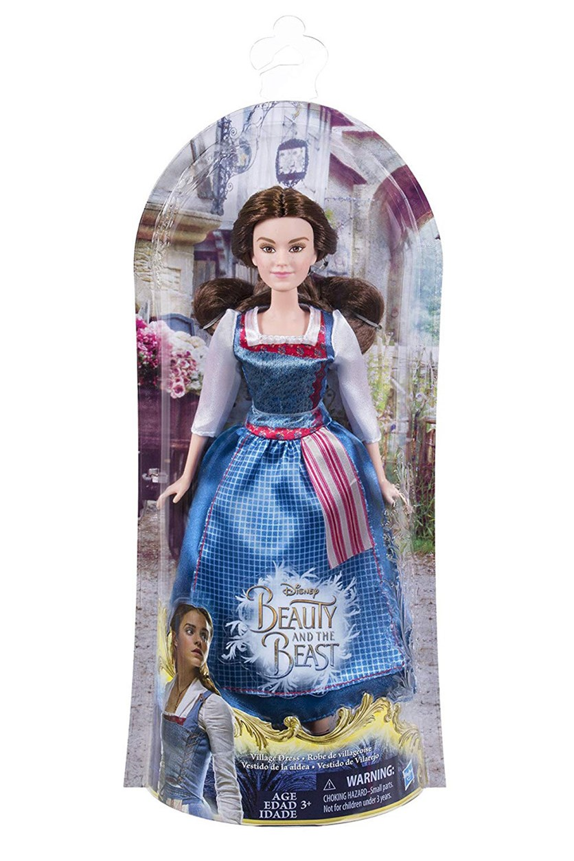 Beauty and the Beast Village Dress Belle, Blue