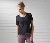 Reebok Women's Top, Black