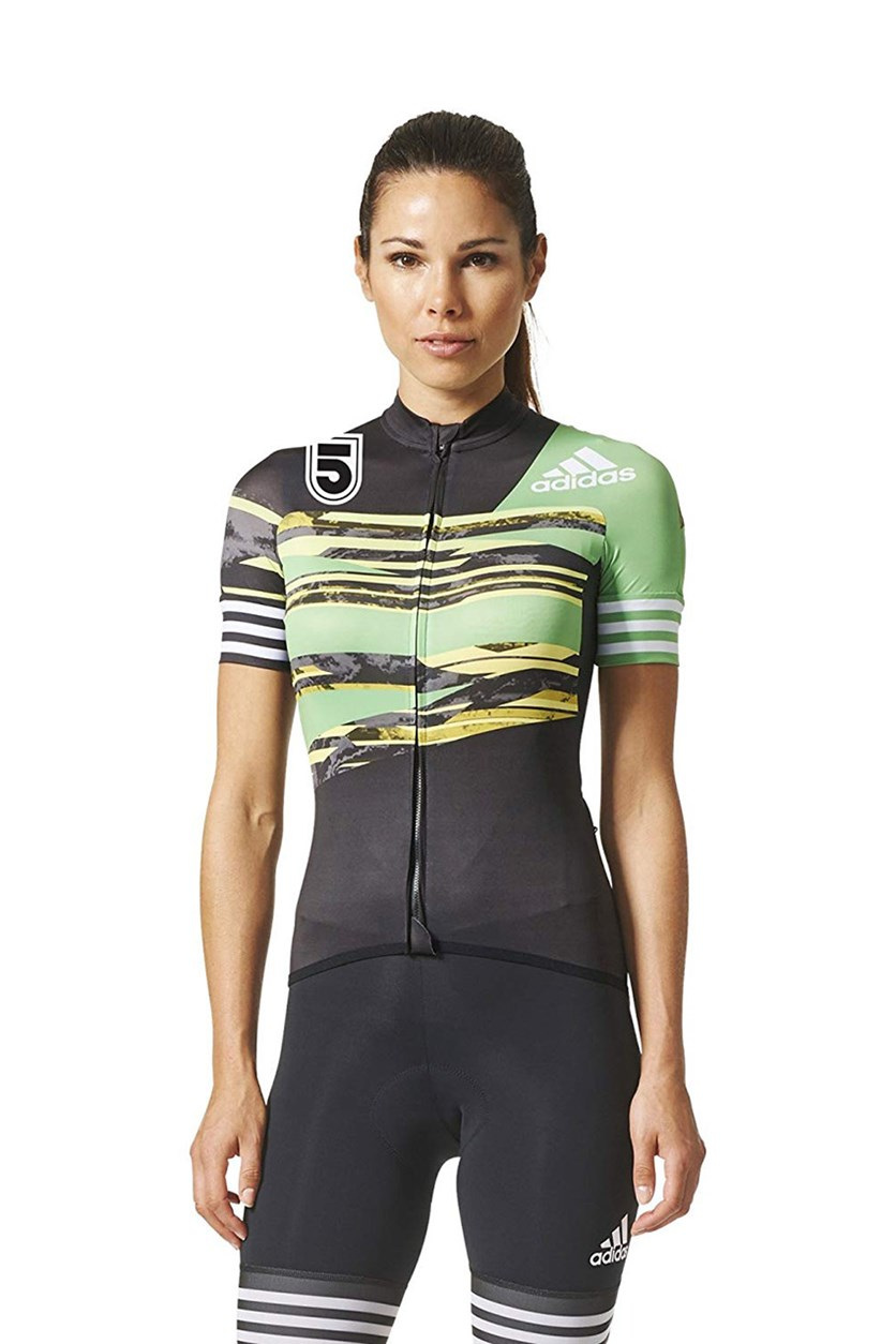 Women's  Adistar Jerseys, Black