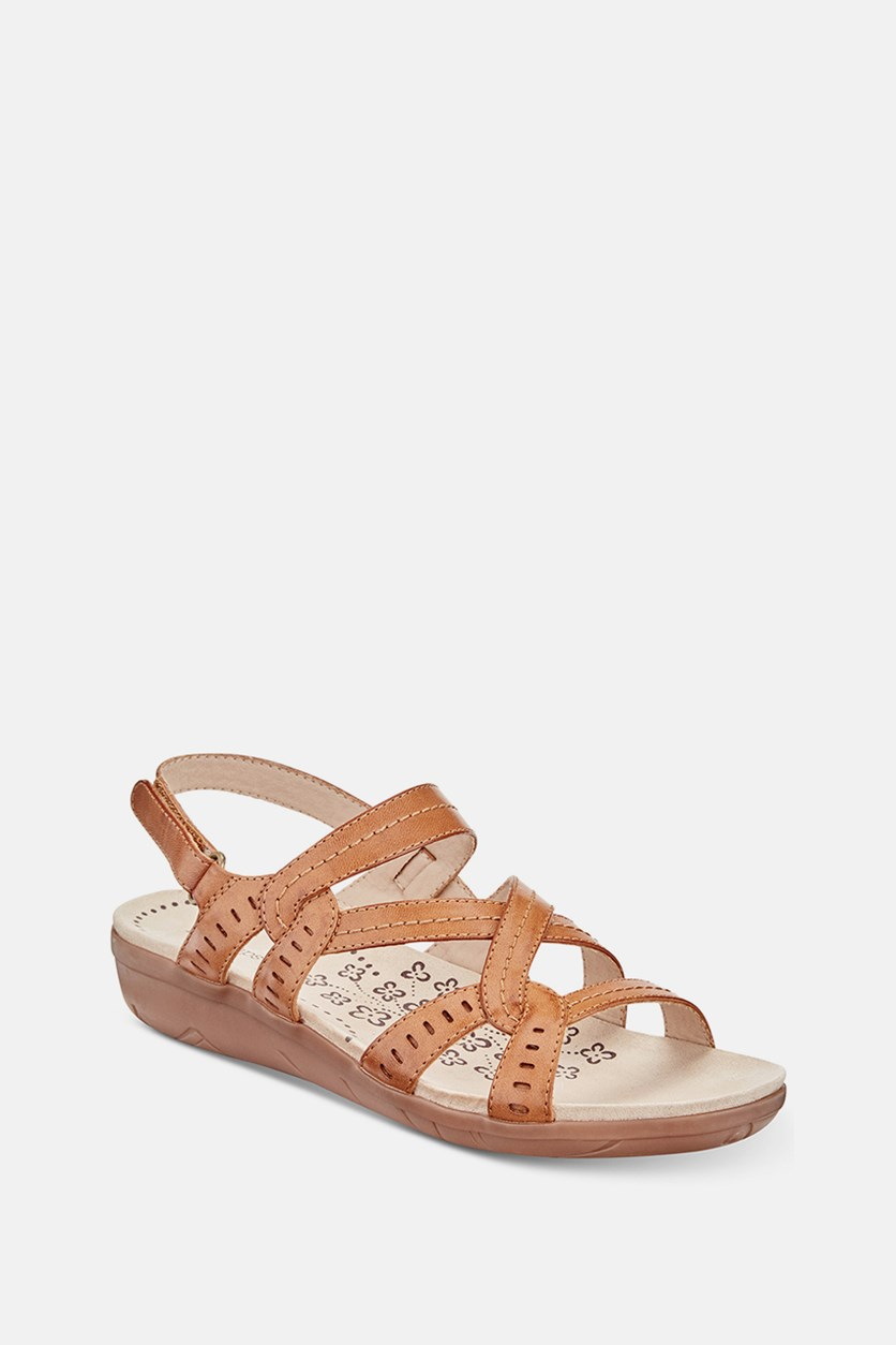 Women's Jasey Wedge Sandals, Auburn