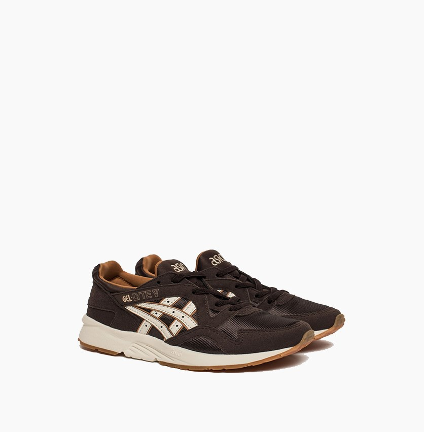 Kids Boys Gel Lyte V Ps Shoe, Coffee Bean/Cream