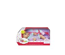 Little Mommy Baby So New Doll, Purple Stripes