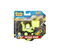 Bob The Builder Hazard Scoop Vehicle, Green/Black