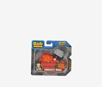Bob The Builder Concrete Muck Vehicle, Orange/Silver/Red