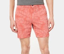 Michael Kors Mens Classic-Fit Stretch Short, Faded Coral