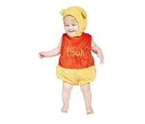 Disney Baby Winnie The Pooh Tabard Costume With Hat, Yellow Combo