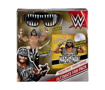 WWE Macho Man Ultimate Fan Pack Action Figures, Black/White