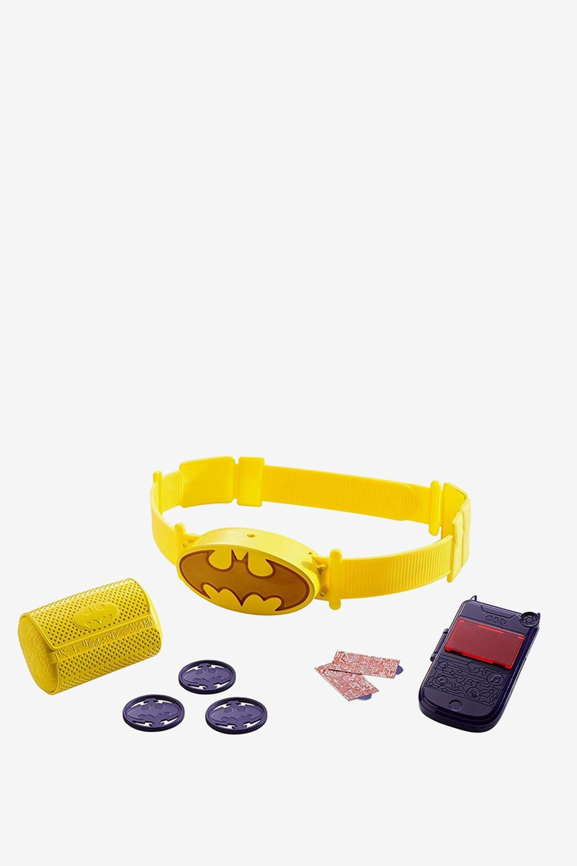 DC Super Hero Girls Batgirl Utility Belt Accessory, Yellow