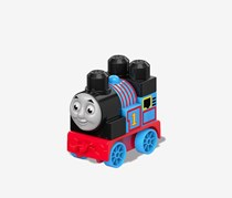 Mega Bloks Thomas & Friends Building Kit, Black/Blue/Red