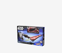 Hot Wheels Star Wars R1 Dark Side Kylo Ren, Black