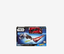Hot Wheels Star Wars R1 Dark Side Vader, Black