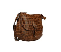 Ellen Tracy Women's Holmes Crossbody Bags, Chocolate