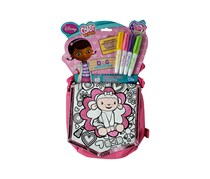 Color Me Mine Pocket Bag Craft Activity Kit, Pink