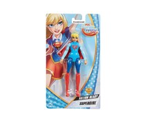 Dc Super Hero Girls Action Supergirl Doll, Red/Blue Combo