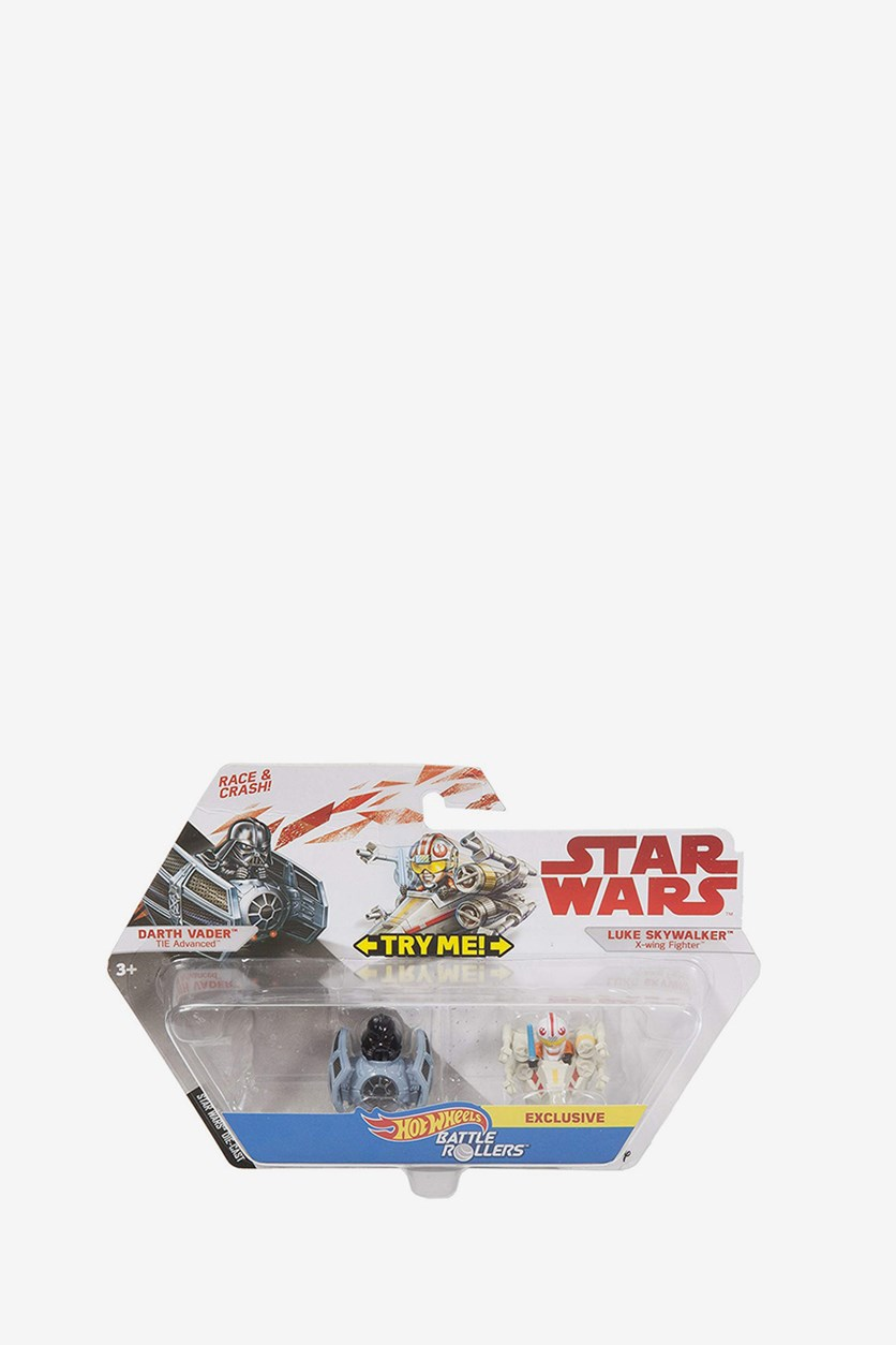 Star Wars Darth Vader Vs. Luke Skywalker, Blue-Black/Cream