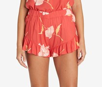 Billabong Juniors Ruffled Short, Gerani