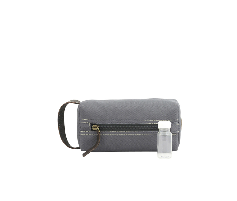 Men's Core Canvas Utility Case, Grey