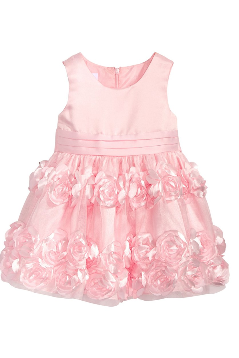 Girls  Bonaz Party Dress, Pink