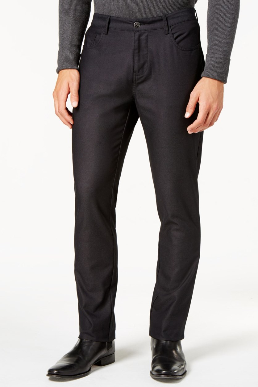 Men's Dress Pants, Black
