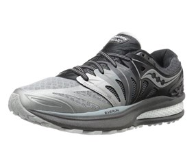 Saucony Men's Sport Shoes, Grey/Black
