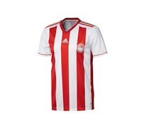 Adidas Olympiacos FC Home Fanshirt, White/Red
