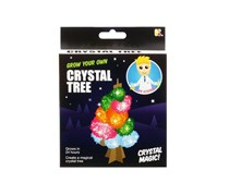 Keycraft Grow Your Own Crystal Tree Kit, Purple
