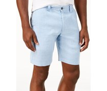 Tommy Bahama Men's Beach Linen Blend Shorts, Blue
