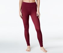32 Degrees Base-Layer Leggings, Burgundy