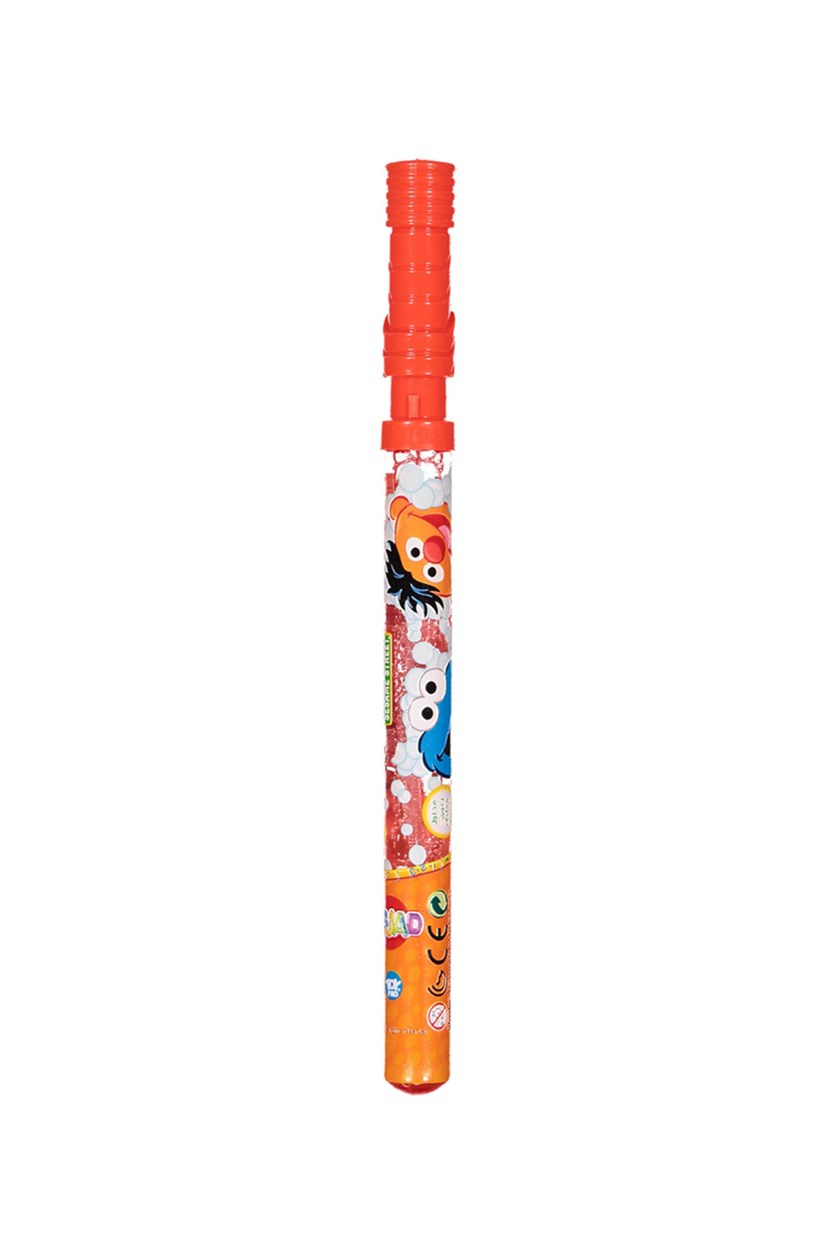 Soft Body Bubble Wand, Red