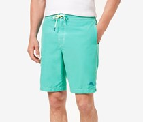 Tommy Bahama Men's Baja Beach Swim Trunks, Castaway Green