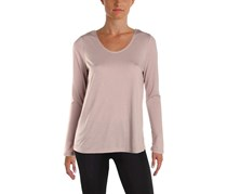 Taahari Sports Women's Fitness Yoga Workout Pullover Top, Primrose