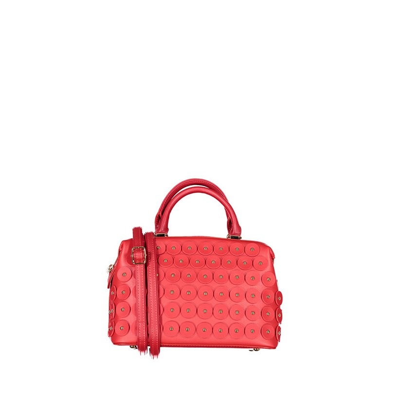 Women's Satchels, Red
