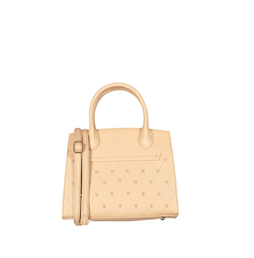 Women's Satchels, Beige