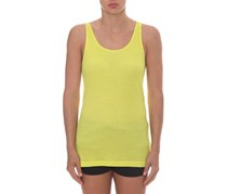 Reebok Women's NCL Bac Tank, Yellow