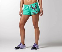 Reebok Crossfit CF Workout Shorts, Teal
