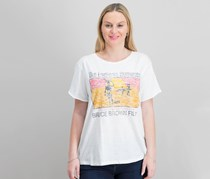 Lucky Brand Endless Summer Graphic T-Shirt, White