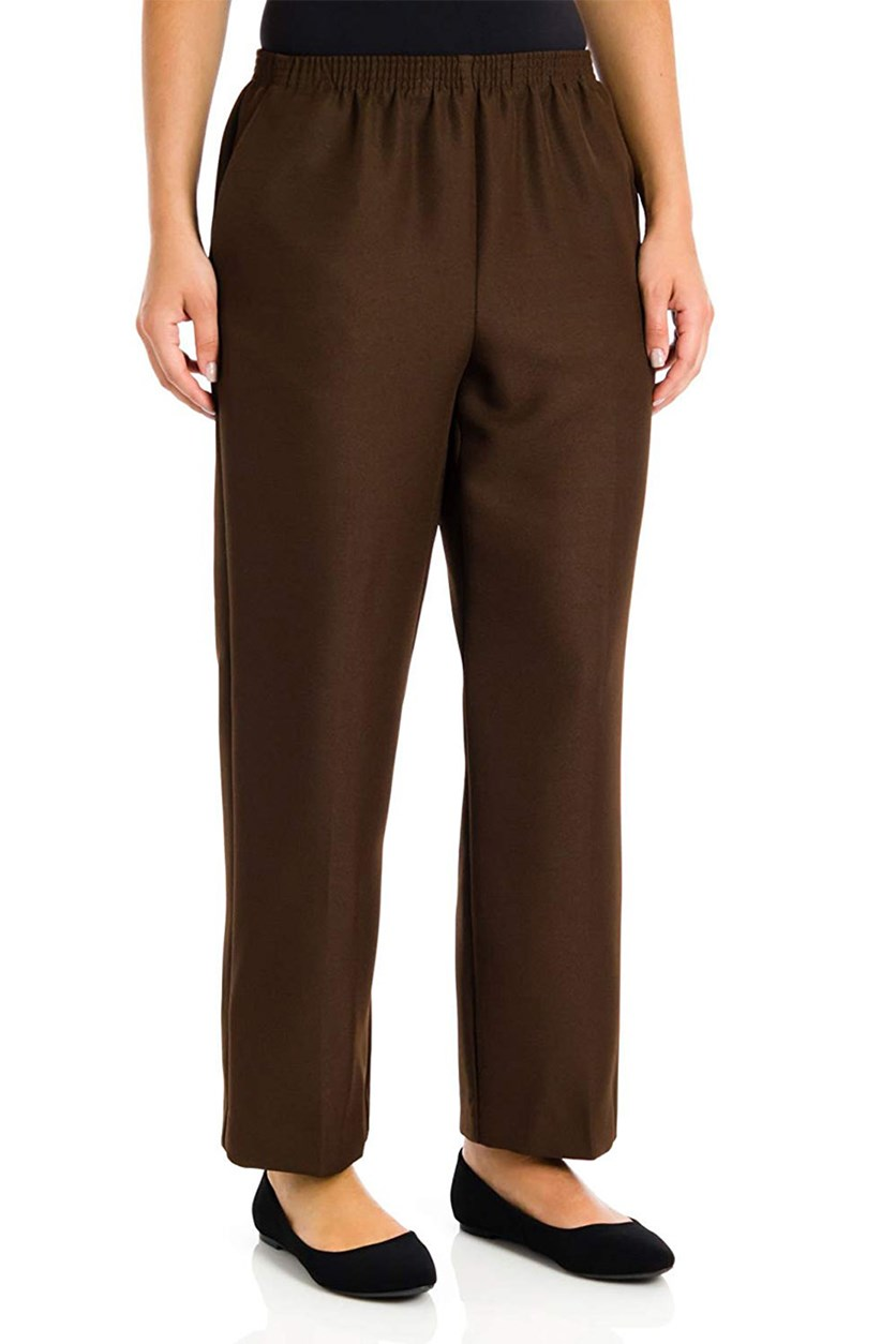 Women's Classics Pants, Brown