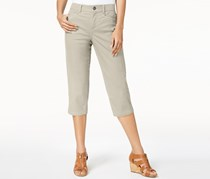 Style & Co Petite Capri Pants, Stonewall
