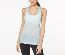 Ideology Mesh-Back Tank Top, Breezy Sea