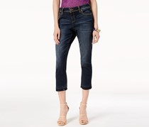 Inc International Concepts Flared Cropped Jeans, Felix Wash