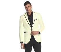 Kenneth Cole White Evening Slim-Fit Sport Coat, Off White