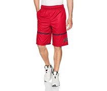 Under Armour Men's SC30 Pick 'n Roll Shorts, Red